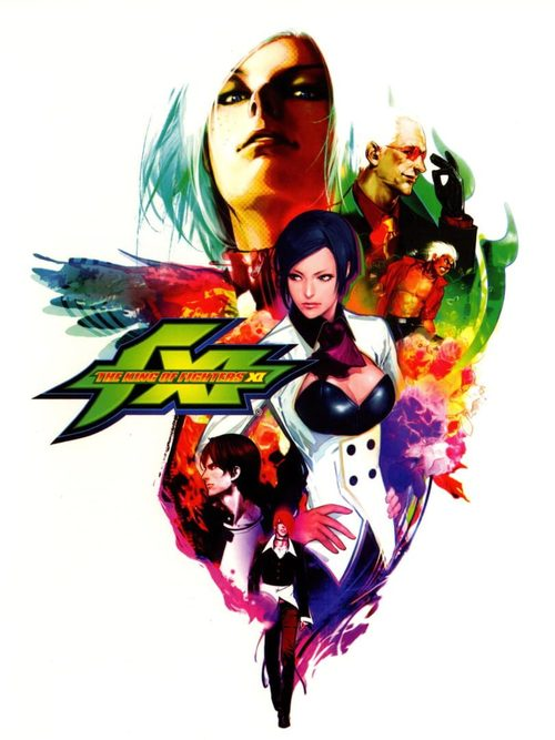 Cover for The King of Fighters XI.