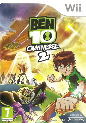 Cover for Ben 10: Omniverse 2.
