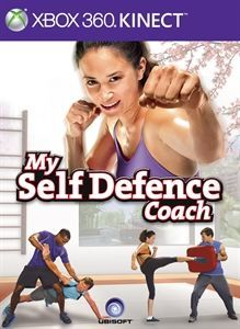 Cover for Self-Defense Training Camp.