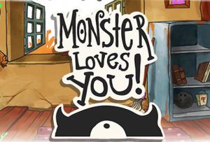 Cover for Monster Loves You!.