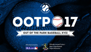 Cover for Out of the Park Baseball 17.