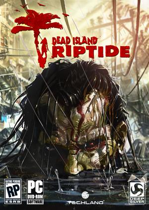 Cover for Dead Island Riptide.