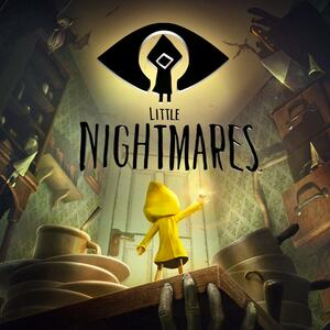 Cover for Little Nightmares.