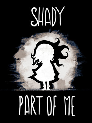 Cover for Shady Part of Me.