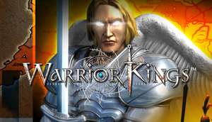 Cover for Warrior Kings.