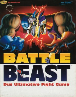 Cover for Battle Beast.