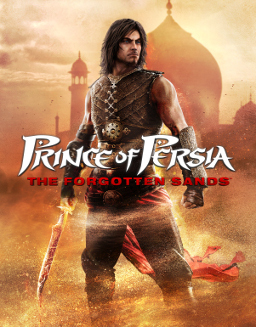 Cover for Prince of Persia: The Forgotten Sands.