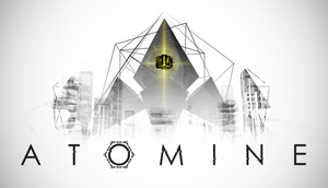Cover for ATOMINE.