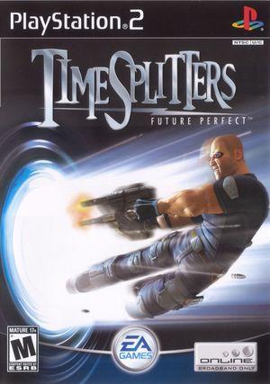 Cover for TimeSplitters: Future Perfect.