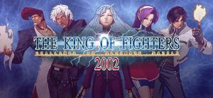 Cover for The King of Fighters 2002.