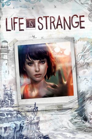Cover for Life Is Strange.