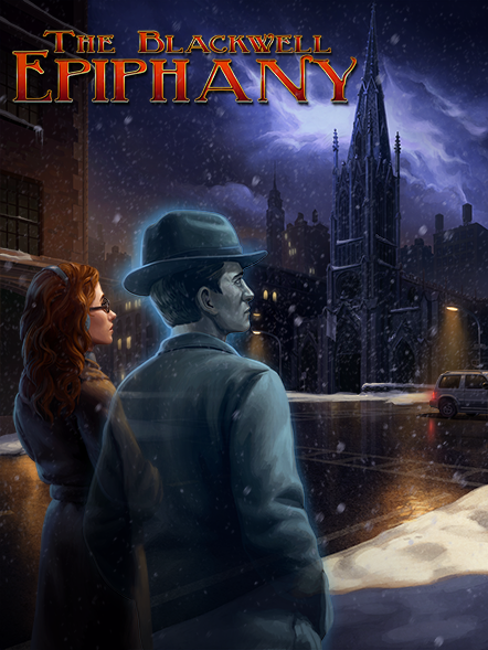 Cover for Blackwell Epiphany.