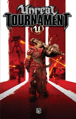 Cover for Unreal Tournament 3.