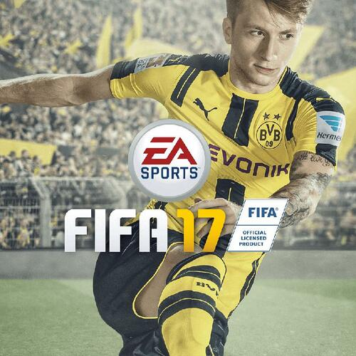 Cover for FIFA 17.