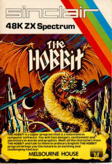 Cover for The Hobbit.