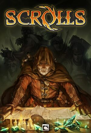 Cover for Scrolls.