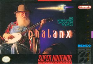 Cover for Phalanx.