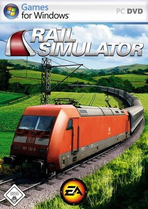 Cover for Rail Simulator.