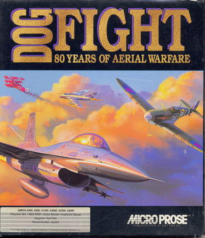Cover for Dogfight.