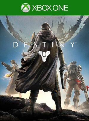 Cover for Destiny.