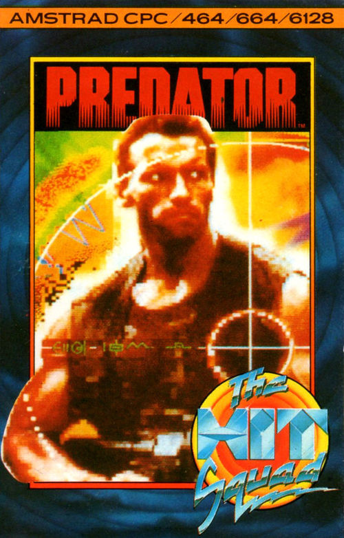 Cover for Predator.
