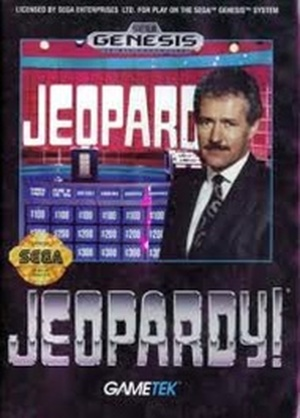 Cover for Jeopardy!.