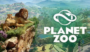Cover for Planet Zoo.