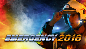 Cover for Emergency 2016.
