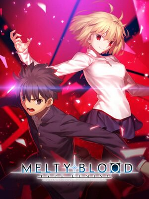 Cover for Melty Blood: Type Lumina.