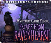 Cover for Mystery Case Files: Escape From Ravenhearst.