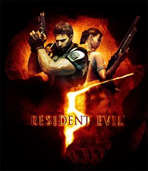Cover for Resident Evil 5.