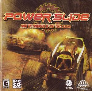 Cover for Powerslide.