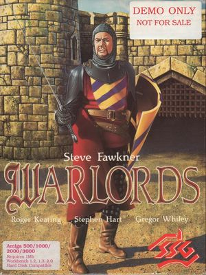 Cover for Warlords.