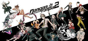 Cover for Danganronpa 2: Goodbye Despair.