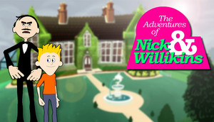 Cover for The Adventures of Nick & Willikins.
