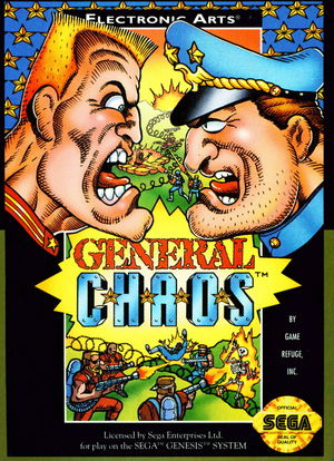 Cover for General Chaos.