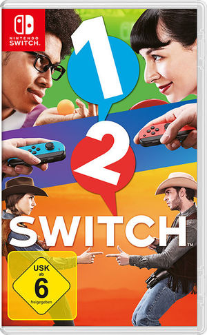 Cover for 1, 2, Switch.
