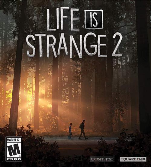 Cover for Life Is Strange 2.