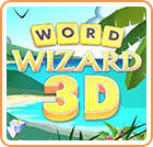 Cover for Word Wizard 3D.