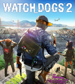 Cover for Watch Dogs 2.