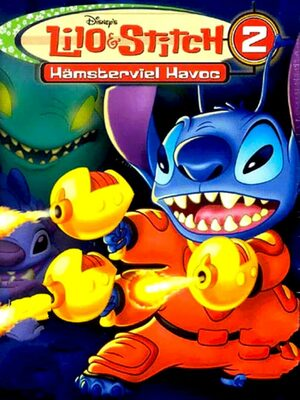 Cover for Lilo & Stitch 2: Hämsterviel Havoc.