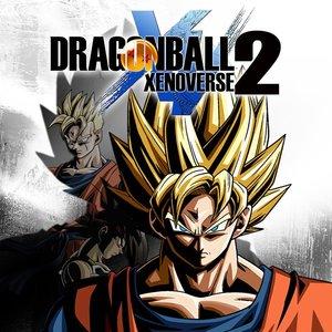 Cover for Dragon Ball XenoVerse 2.