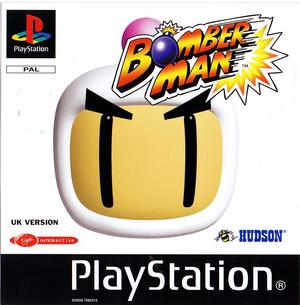 Cover for Bomberman Party Edition.