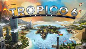 Cover for Tropico 6.