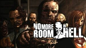 Cover for No More Room in Hell.
