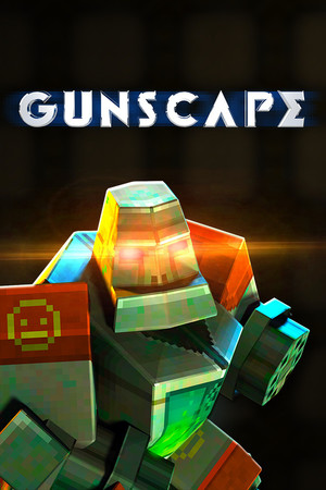 Cover for Gunscape.