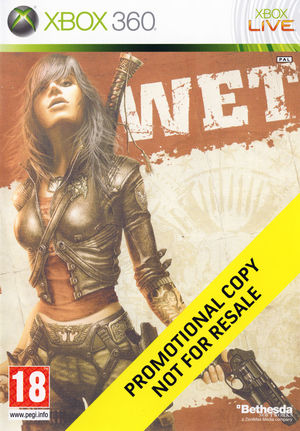Cover for Wet.