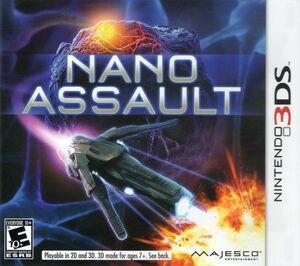 Cover for Nano Assault.