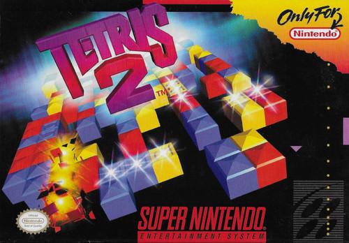 Cover for Tetris 2.