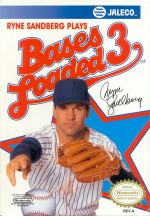 Cover for Bases Loaded 3.